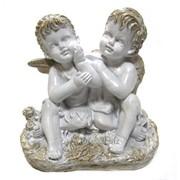 """Скульптура """"Ангелы пара"""" Л105 фото"""
