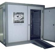 Холодильная камера шоковой заморозки продуктов фото