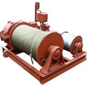Лебедка маневровая электрическая ЛЭМ-10 фото
