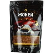 Кофе Жокей Империал сублимированый растворимый 75грx24п.,м/у арт 1009-24 фото