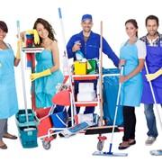 Требуются сотрудники для уборки помещений фото