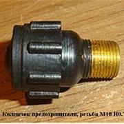 Колпачок предохранителя, резьба М10 Н0.75 фото