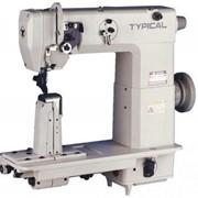 Колонковые машины челночного стежка Колонковая 1-игольная швейная машина TYPICAL GC24660 фото