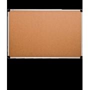 Доска для объявлений пробковая, 90х120 см, арт. 014-02687 фото