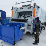 Вывоз твердых бытовых отходов Киев, Украина фото