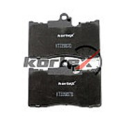 Колодки тормозные KORTEX KT3398STD фото