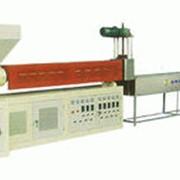 Грануляционные линии для переработки отходов ПП, ПЭ, ПС в гранулы. Грануляционная линия для ПВХ фото