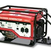 Аренда бензинового генератора Daishin SGB 7001 фото