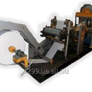 Линия для производства бумажных салфеток с тиснением Ниагара. фото