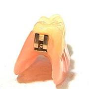 Съемный микропротез фото