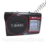 Радиоприемник колонка MP3 Golon RX-9009 Red par002573opt фото