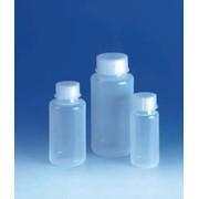 Бутылка широкогорлая, 100 мл, 250 мл, 50 мл пластиковая PE-LD, с завинчивающейся крышкой PP (93489) (Vitlab) 12 шт.упаковка фото