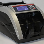 Счетчик банкнот BCASH K-2815 LCD UV/MG (Калькуляция по номиналам) фото