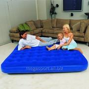 Надувная кровать двуспальная #67004 фото