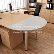 Стол офисный приставной (П 712/П 714) фото