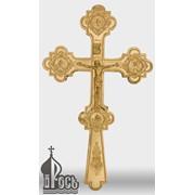 Крест напрестольный №1 фото