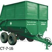 Полуприцеп самосвальный тракторный ПСТ–7-1 фото