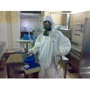 Дезинфекция и устранение неприятных запахов из помещений фото