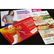 Дизайн рекламно-полиграфической продукции фото