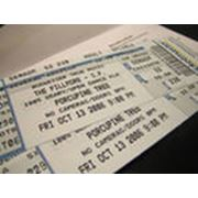 Билеты на концерты фото