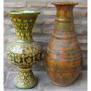 Разработка и изготовление декоративных керамических изделий. фото