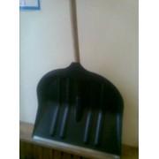 Лопата снегоуборочная. фото