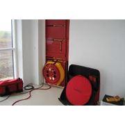 Измерение утечки воздуха – Blower-Door фото
