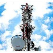 Строительство базовых станций мобильной связи фото