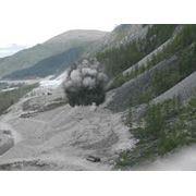 Работы буро-взрывные фото