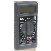 Мультиметр цифровой Compact M182 IEK (100) фото