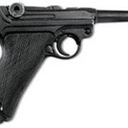 """Макет пистолета """"Люгер"""", Парабеллум P08, Германия, Вторая мировая война фото"""
