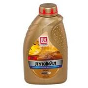 Масло моторное Лукойл-Люкс 10W40, полусинтетическое канистра 1л. фото