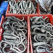 Крюк скользящий для перевозки туш (крючки) фото