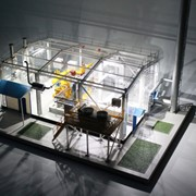 Изготовление промышленных макетов фото
