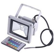 Светодиодный прожектор RGB фото
