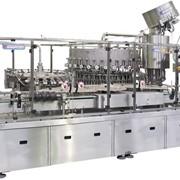Оборудование для розлива масла, кетчупа (Триблок) фото