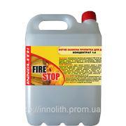 Fire Stop вогнезахисна пропитка для дерева концентрат 1:4 5л фото