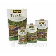 Тиковое масло (Teak oil) 250 мл. фото
