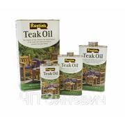 Тиковое масло (Teak oil) 1 л. фото