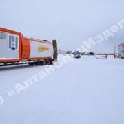 Блок-контейнер тип «Север»: операторская фото