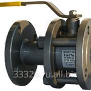Кран шаровой стальной,сварной, фланцевый 11с67п (КШРФ) для воды и пара, ГАЗА, Ру 16 атм. фото