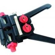 Стриппер для продольной резки наружной оболочки кабеля диаметром 10-30 мм. фото
