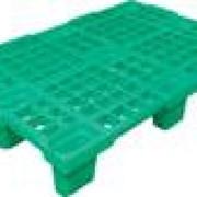 Поддоны полимерные перфорированные 1200 Х 800 Х 150 мм. фото