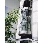 Лифты панорамные фото