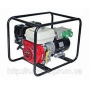 Бензиновый электропреобразователь AGT MCHF 4/2 HB фото