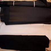 Кожа спилок, индустриальная перчатка и рукавица фото