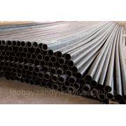 Трубы полиэтиленовые фото