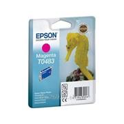 Картридж Epson Magenta для SC-B6000/B7000 1L*6шт пурпурный фото