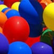 Оформление помещений шариками фото