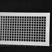 Вентиляционная решетка SAG 400*400 фото